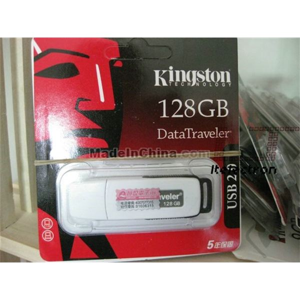 Supposed DT 100 128GB USB drive