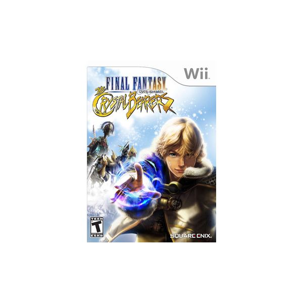 Final Fantasy Crystal Chronicles The Crystal Bearers box art