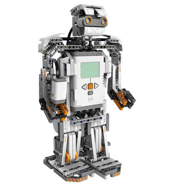 LEGO Mindstorms Projects NXT 1.0 and NXT 2.0