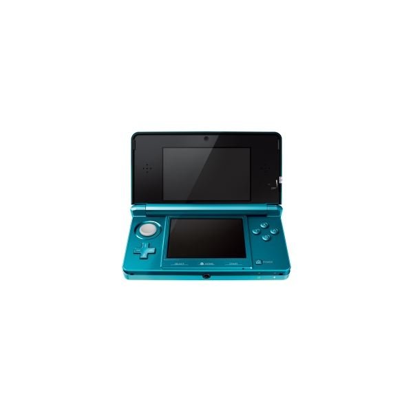 Nintendo 3DS - The Newest of the Nintendo Handhelds