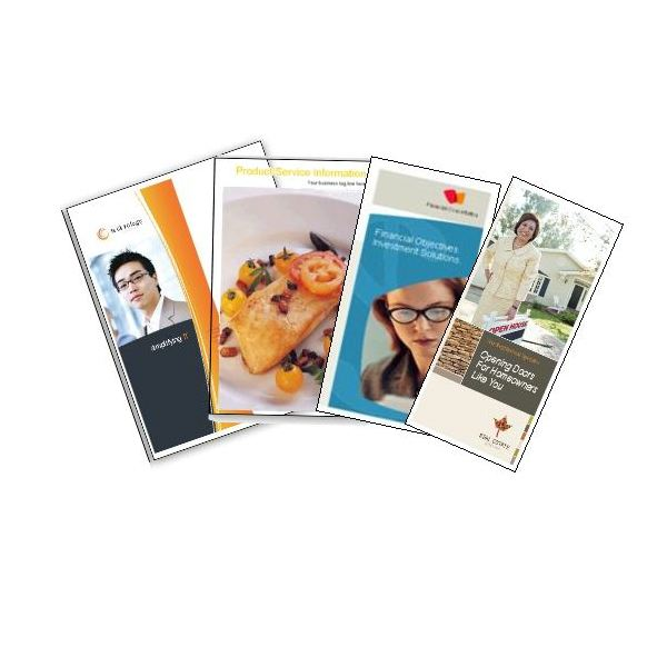 Brochure Assortment