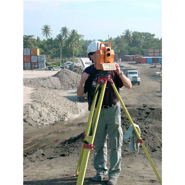 What is Civil Engineering Surveying?
