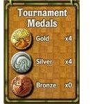 Zuma Blitz Medals