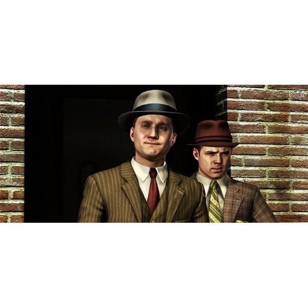 You play as Cole Phelps, a hard-boiled detective working in Los Angeles.
