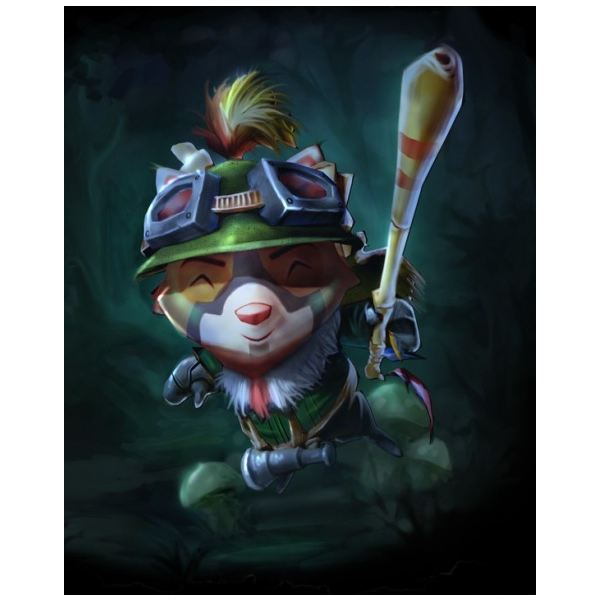 League of Legends: Teemo Build Guide