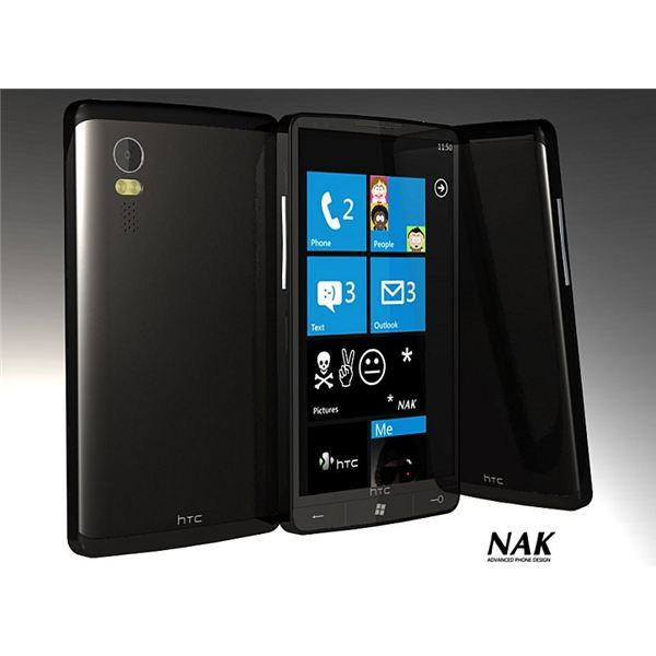 Could this be the HTC Windows 7 Phone?