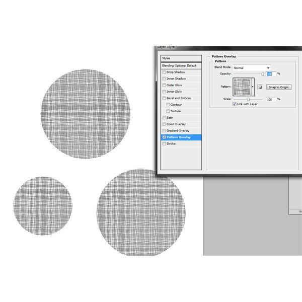 Hatched Layer Objects