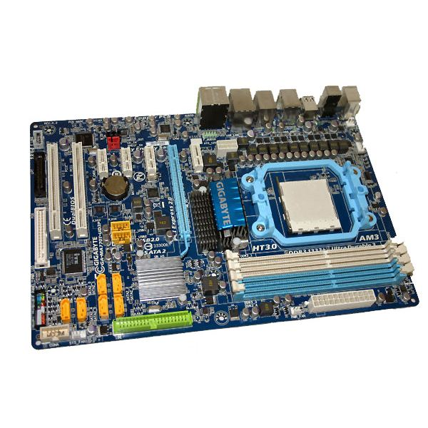 The Gigabyte MA770T is the best budget AM3 board