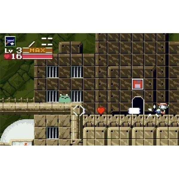 Cave Story, one of the most beloved indie games of all time got its start as a freeware download.