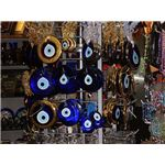 Blue-eyed Nazar amulets for sale