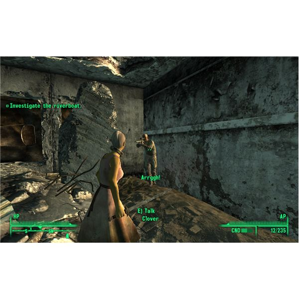 Fallout 3 Quest Walkthrough - Strictly Business - Red, Lancaster, and Arkansas