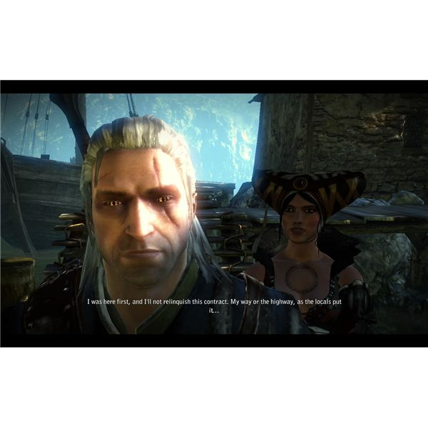 Witcher 2 Guide - Tracking the Kayran