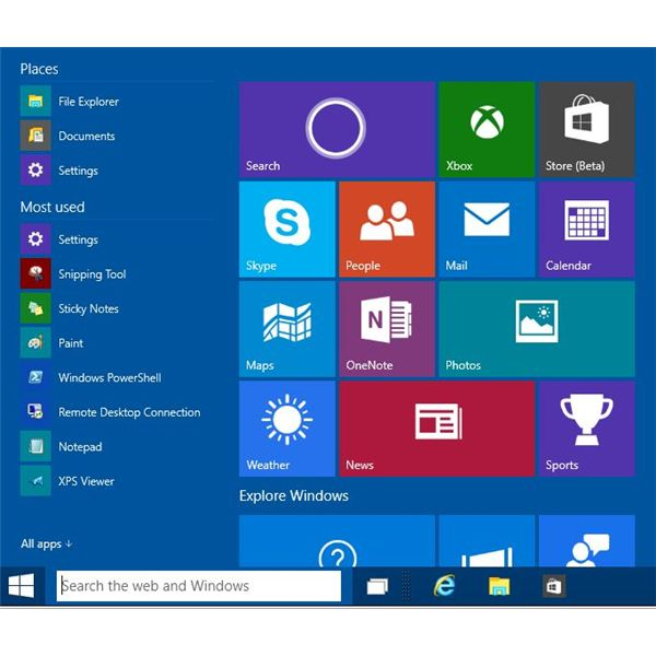 Windows 10 Universal Apps: Touch-Friendly Versions of Word, Excel and PowerPoint