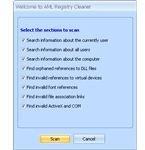 AML Registry Cleaner Scan