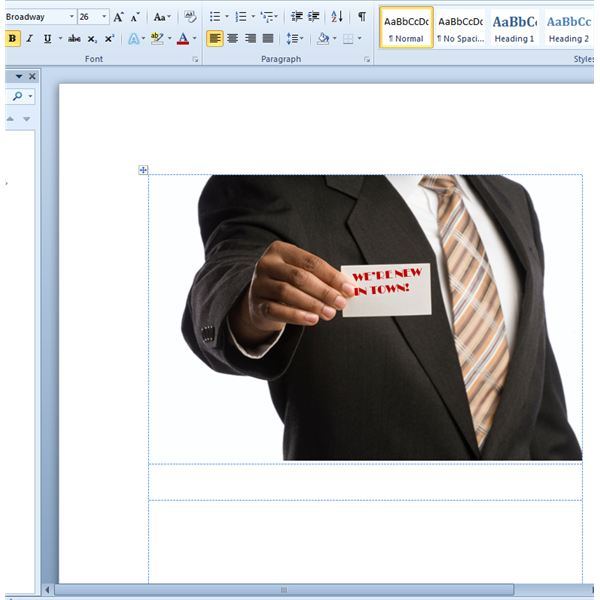 Learn Desktop Publishing the Easy Way with Microsoft Word
