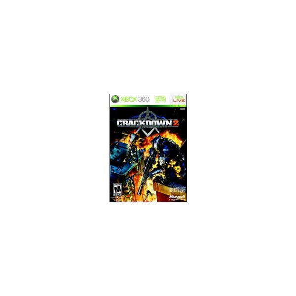 Crackdown 2 Achievements Guide and List