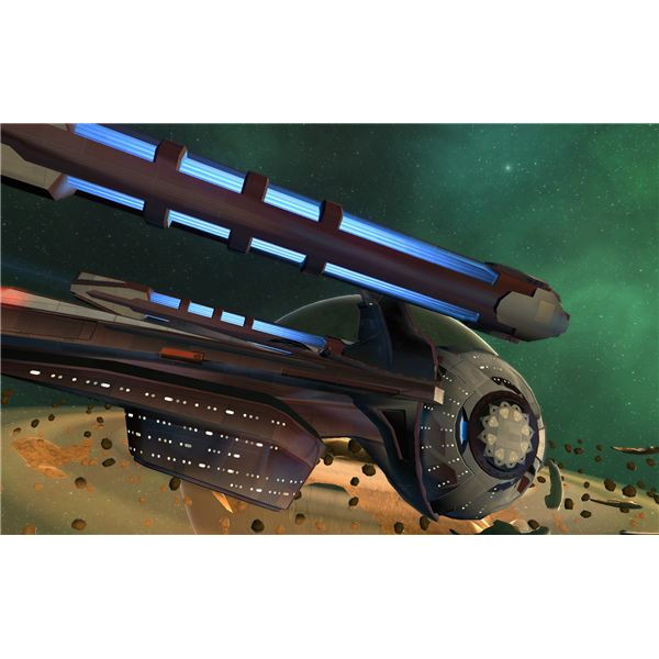 Star Trek Online Research Science Vessel