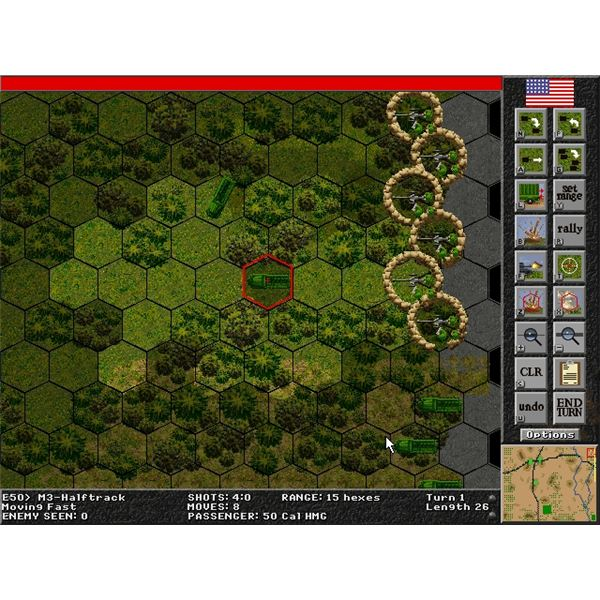 Steel Panthers PC Game Review: Addictive WWII Turn-Based Strategy Game