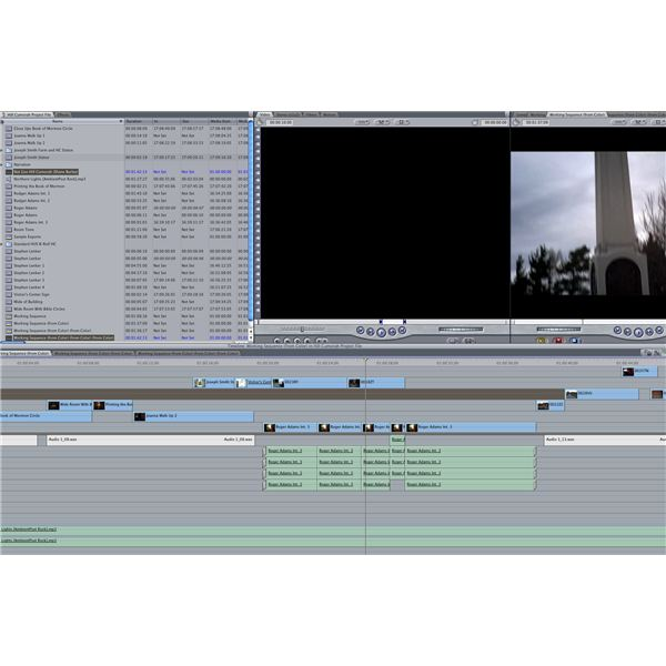 Documentary Editing Project