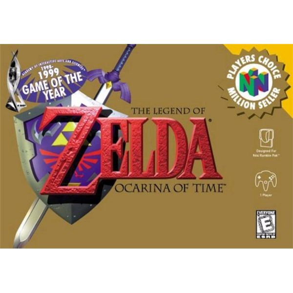 Virtual Console Review: There's No Reason Not to Download The Legend of Zelda: Ocarina of Time