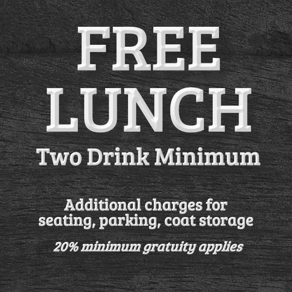 There's no such thing as a free lunch