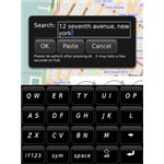 Ultimate Maps - blackberry compass app