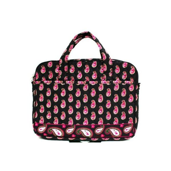 Pailesy Quilted Laptop Bag