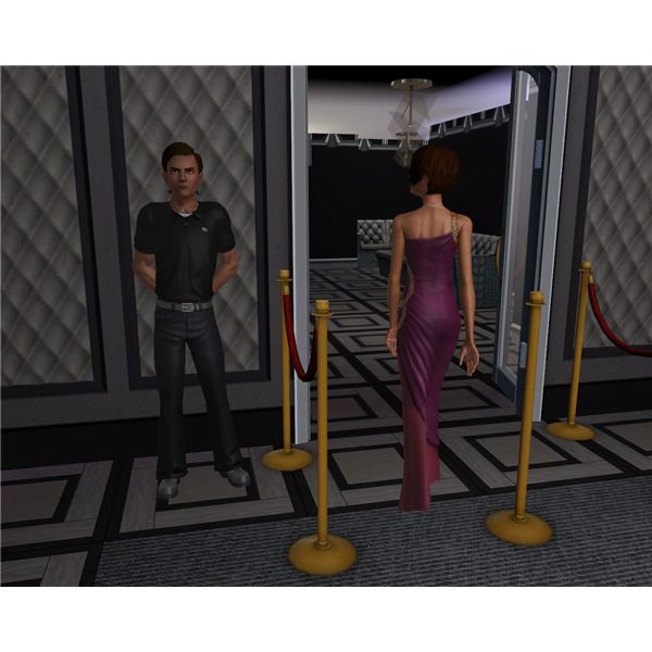 Sims 3 career directors get easier access to clubs.