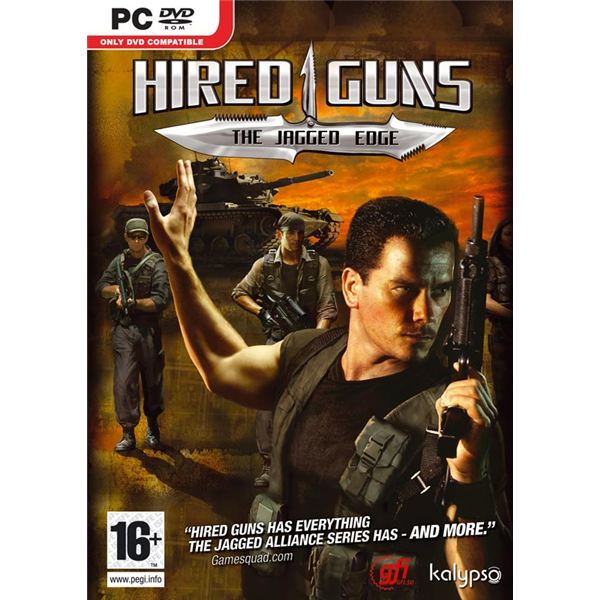 Hired Guns Review