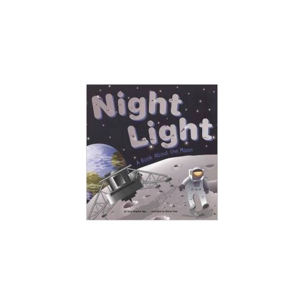 Night Light A Book About the Moon by Rau