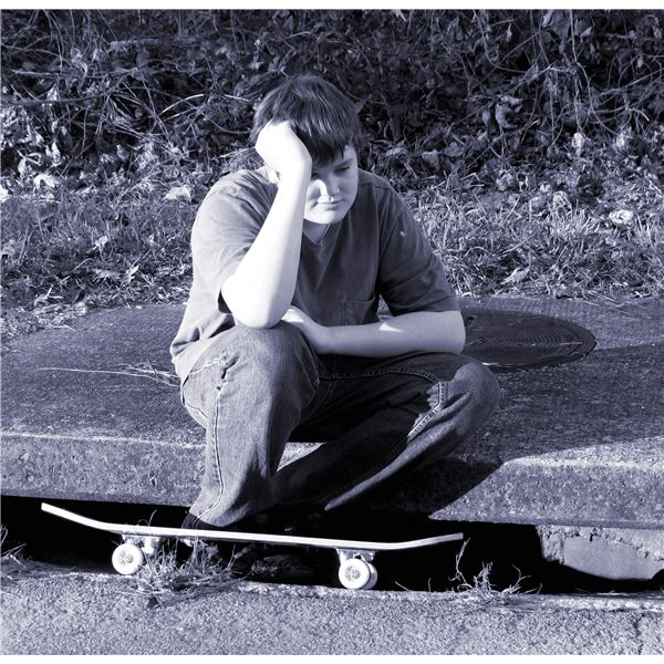 Recognizing the Social Factors of Teen Depression