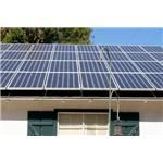 Solar panels may qualify for an energy efficient property credit