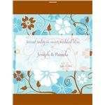 Wedding Candy Wrapper Template, Publisher