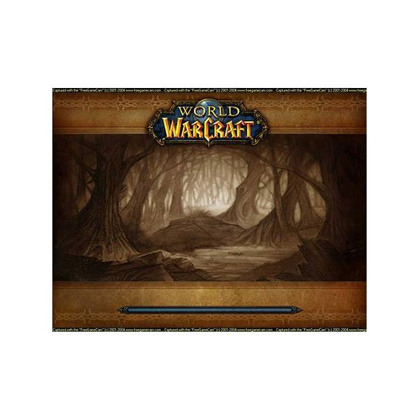 World of Warcraft loading screen