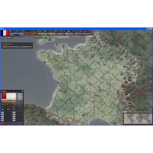 Getting Started Guide for Hearts of Iron III