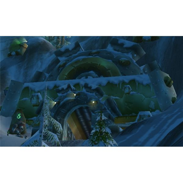 Gnomeregan Entrance