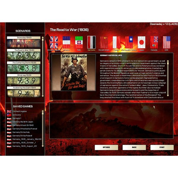 Let's Play Hearts of Iron 2 as an Alternate History Simulation