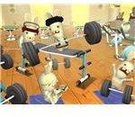 Raving Rabbids gym mini game