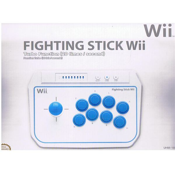 Wii Fight Stick