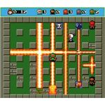 Bomberman is definitely a franchise that could work if used on a social networking scale.
