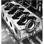 Marine Engine Bedplate