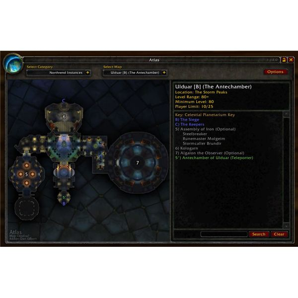 World of Warcraft: Must have map addons!