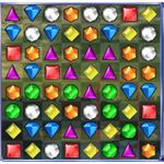 4 combo in Bejeweled Blitz