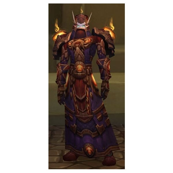World of Warcraft Patch 3.2 Changes - Retribution Paladins