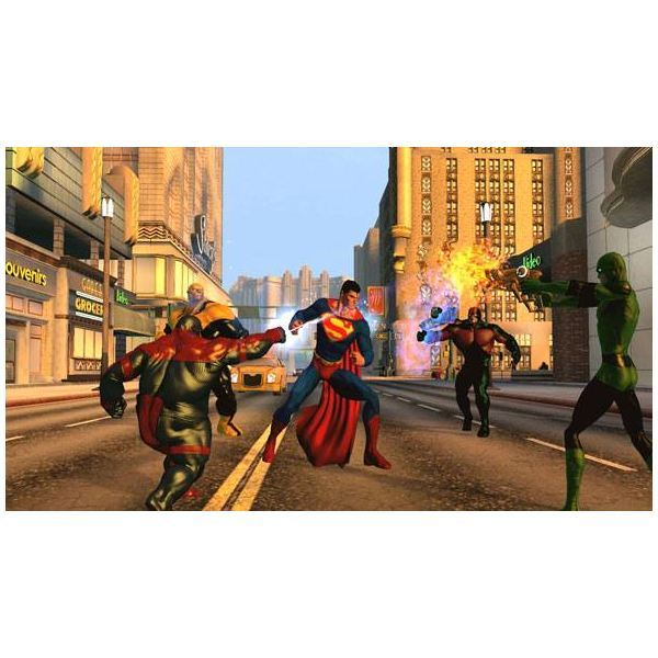 DCUO Review