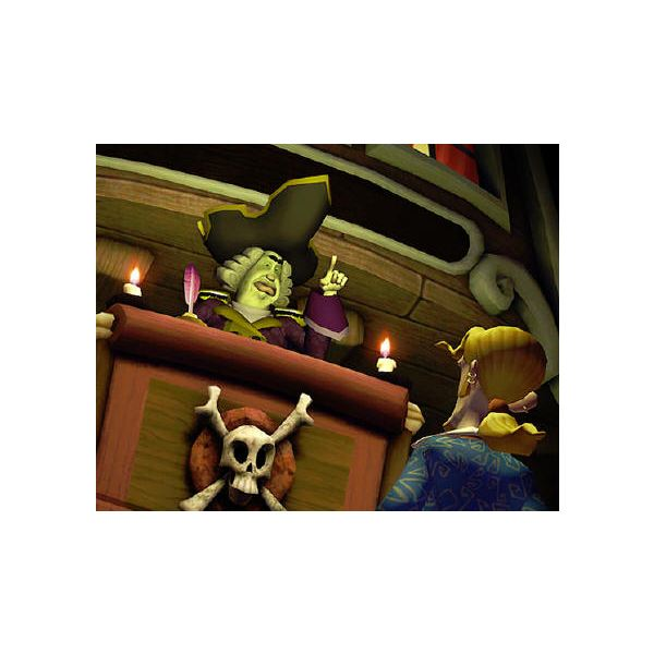 Guybrush finds himself in court in The Trial and Execution of Guybrush Threepwood