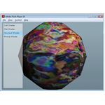 Papervision 3D Demo - Gouraud Shading