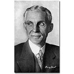 Henry Ford by B Hagerman