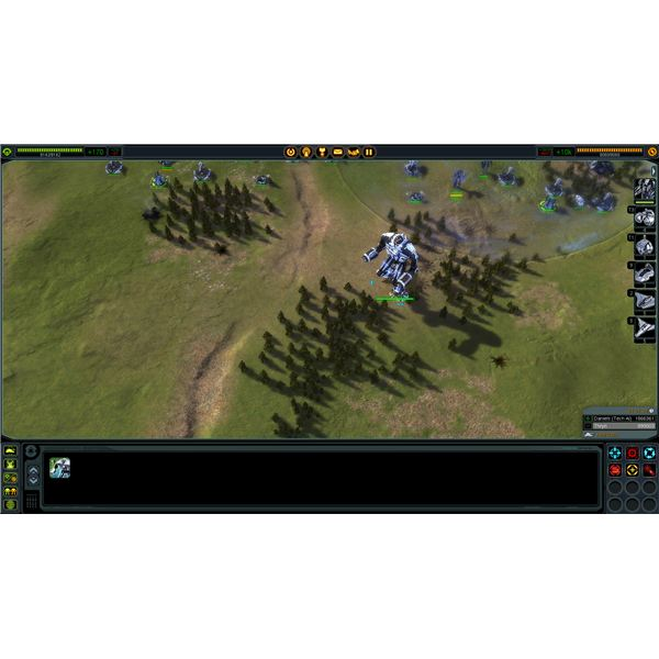 Most Powerful Ultimate Unit in Supreme Commander: Galactic Colossus of the Aeon