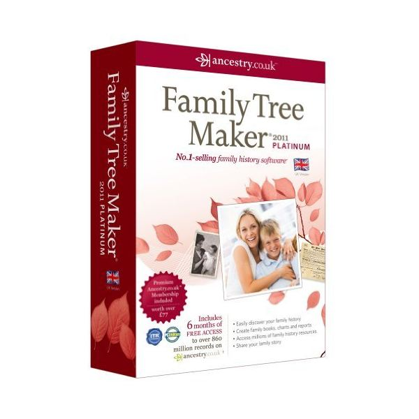 The Best Genealogy Software Rated by Features